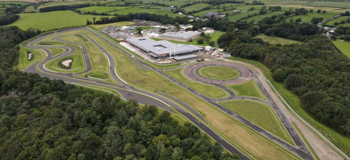 M-SPORT EVALUATION CENTRE PROGRESS CONTINUES