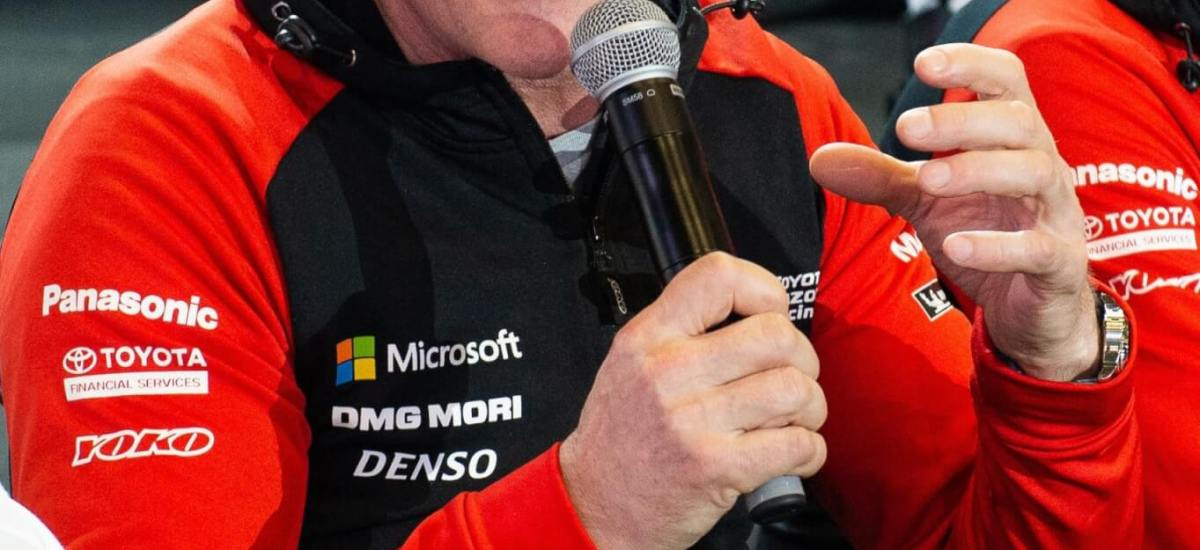 Toyota Motor Corporation Announces Appointment of Tommi Makinen as a Motorsport Advisor