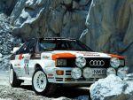Audi Quattro A1