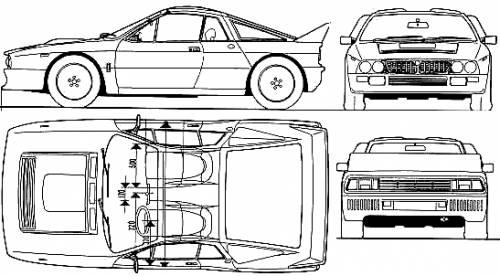 lancia_037_rallye_blueprint