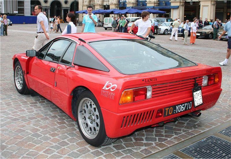 Lancia Rallye 037  Group B