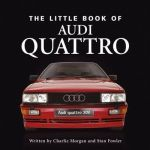 Audi quattro little
