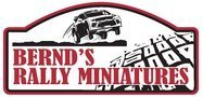 Bernd's Rally Miniatures