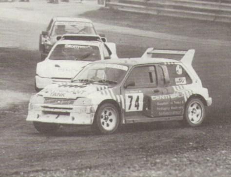 Guy Williams 6R4