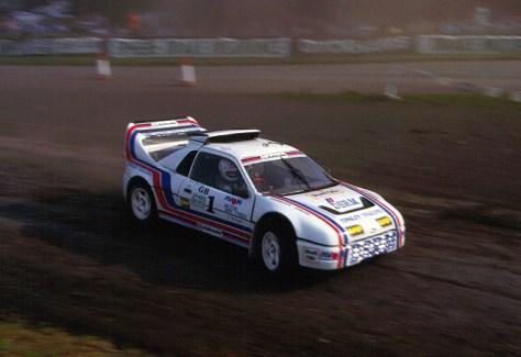 Mark Rennison RS200