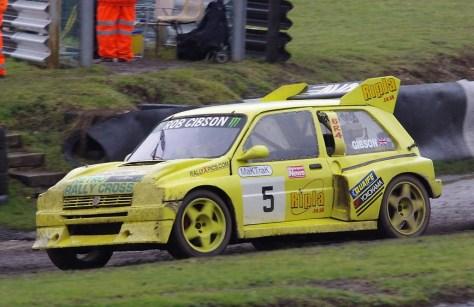 Rob Gibson 6R4