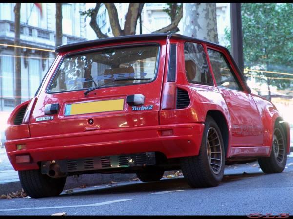 Renault 5 Turbo & Maxi Turbo (Group B) | Rally Group B Shrine