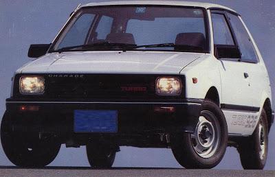 Charade Turbo 926