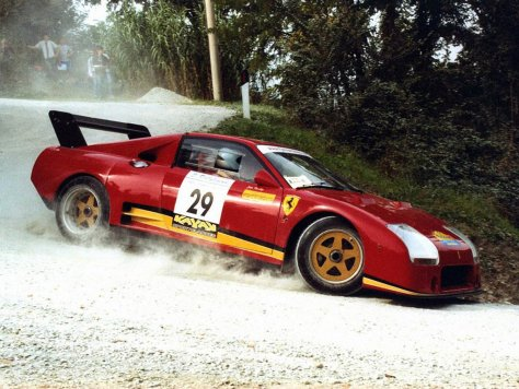 Ferrari 308 GT/M – Group B Prototype | Rally Group B Shrine