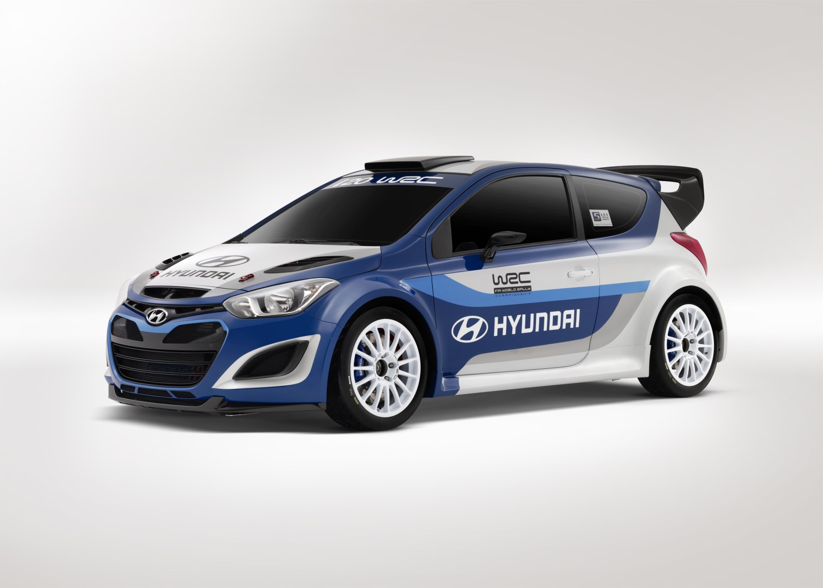 Hyundai To Rejoin The WRC With The I20 World Rally Car