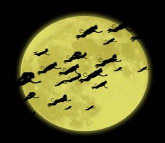 Flying Monkeys in the Wizard of Oz