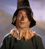"Scarecrow in the Wizard of Oz - ""If I only had a brain!"""
