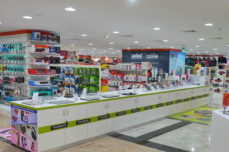 Electronics Section - RALS Hypermarket