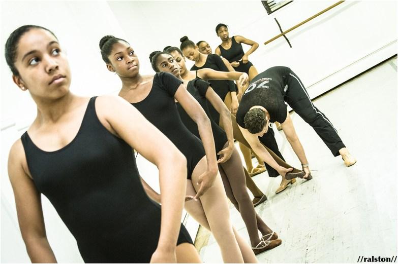 jones-haywood school of ballet {washington, dc}