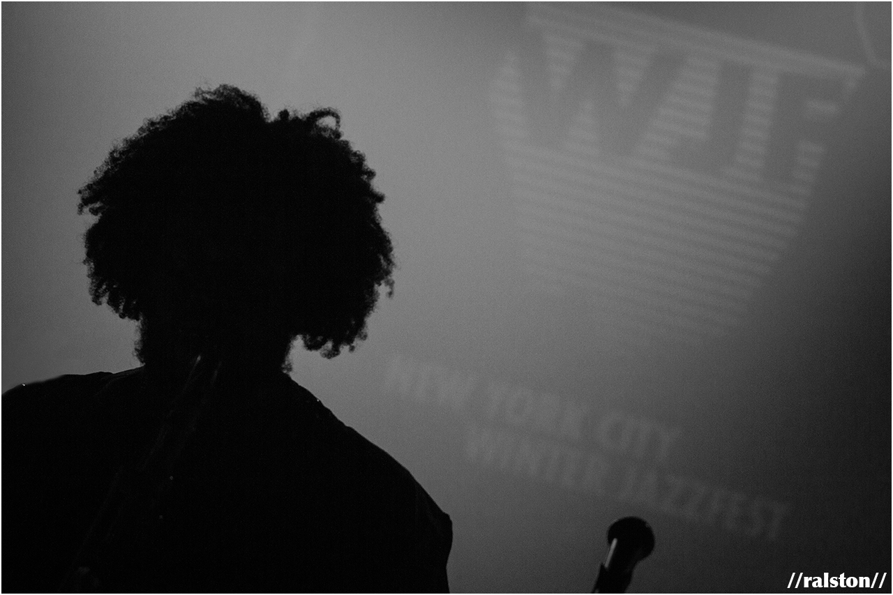 kamasi washington {nyc winter jazzfest 2016, webster hall, nyc}