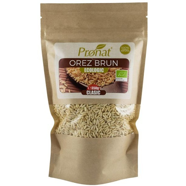 OREZ BRUN CLASIC, BIO, 350 G