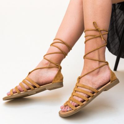 Sandale Desperada Camel