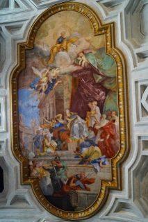Fresca Miracolul lanturilor de Giovanni Battista Parodi