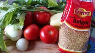 Pilaf de bulgur - ingrediente