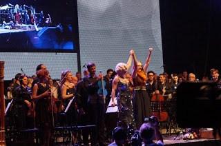 Spectacol tribut -Spiritul Mariei Tanase, prezent pe scena din Banie