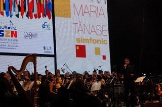 Spiritul Mariei Tanase, prezent pe scena din Banie