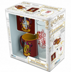Set cana, pahar si coster - Harry Potter, Gryffindor