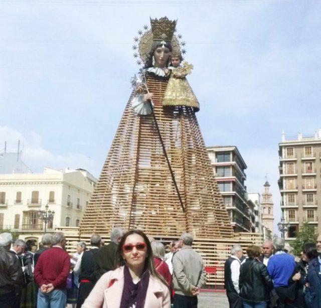 """""""Las Fallas"""" in orasul care arde in fiecare an, Valencia"""