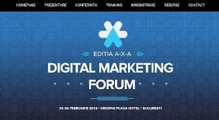 Digital Marketing Forum 2016