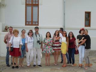 Bloggerii olteni in vizita la Vila Dobrusa