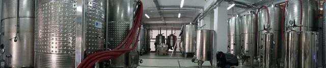 Sala tehnologiei de fabricatie a vinului