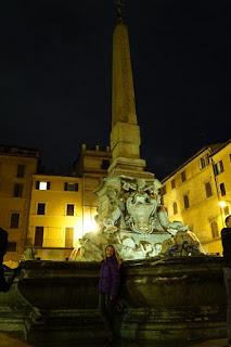 Obeliscul din Piazza della Rotonda