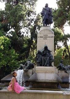 Monumentul Marchizului de Campo- Mario Benlliure
