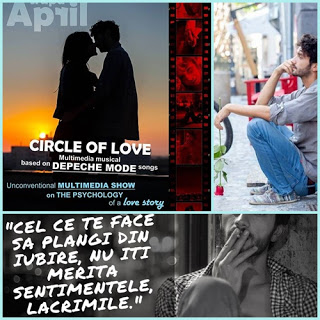 Spectacolul multimedia Circle of Love