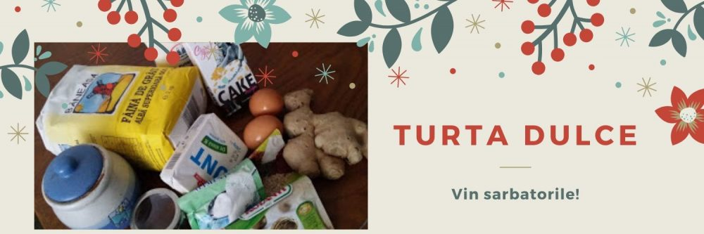 ingrediente turta dulce