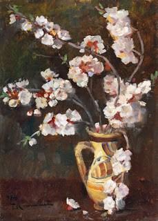 Gh Teodorescu Romanati- Flori de cires
