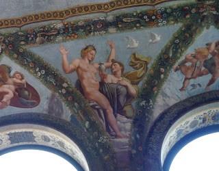 Inmanarea vasului de catre Psyche lui Venus