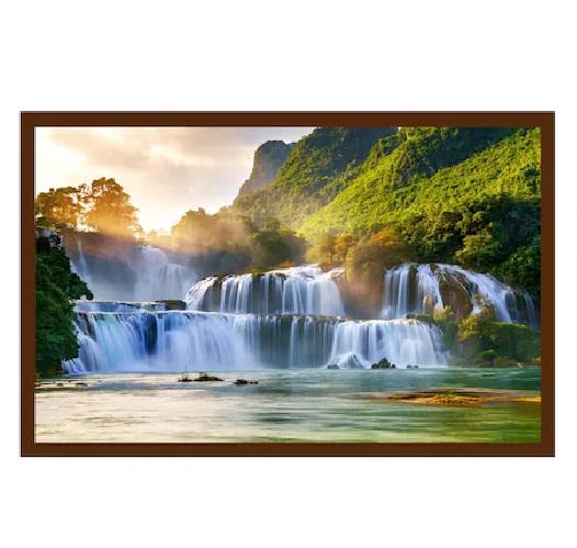 Panou radiant infrarosu Dragus 600W (500W) Cascada Vietnam 60/90 cm