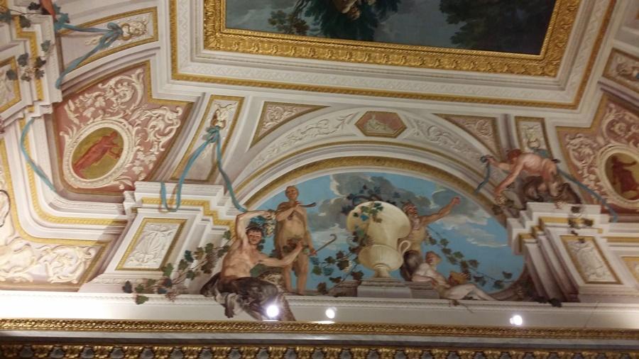 Galleria Borghese- Sala Silen