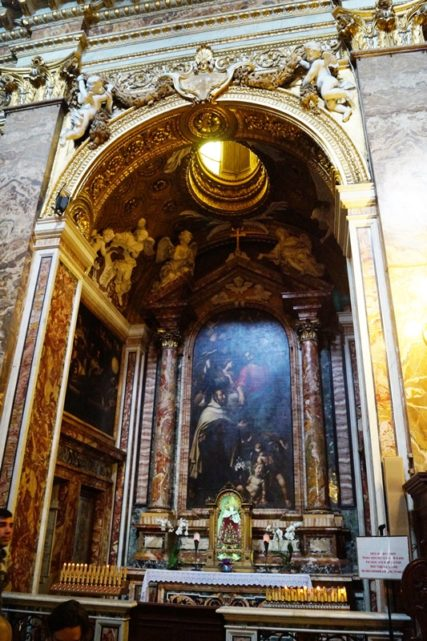 Nicolas Lorrain, Sf. Ioan al Crucii