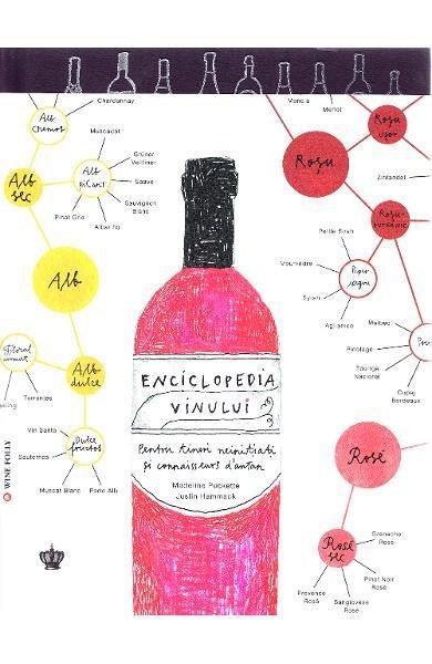 Enciclopedia vinului de Madeline Puckette