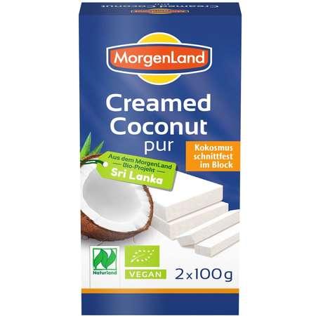 Crema de Cocos BIO Solida 100% Cocos MorgenLand 200 grame