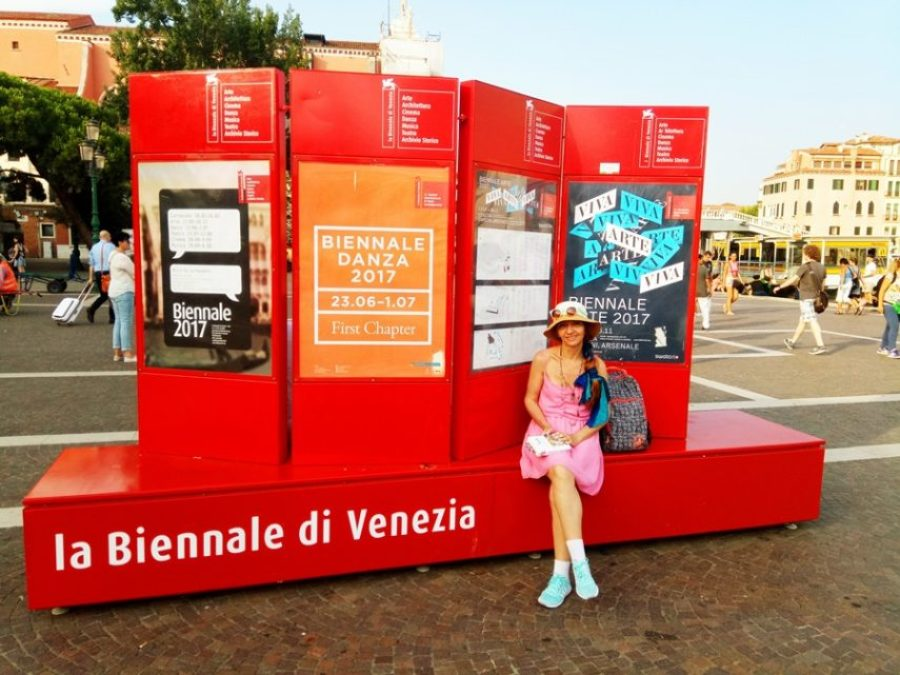 Romania in Bienala de la Venetia