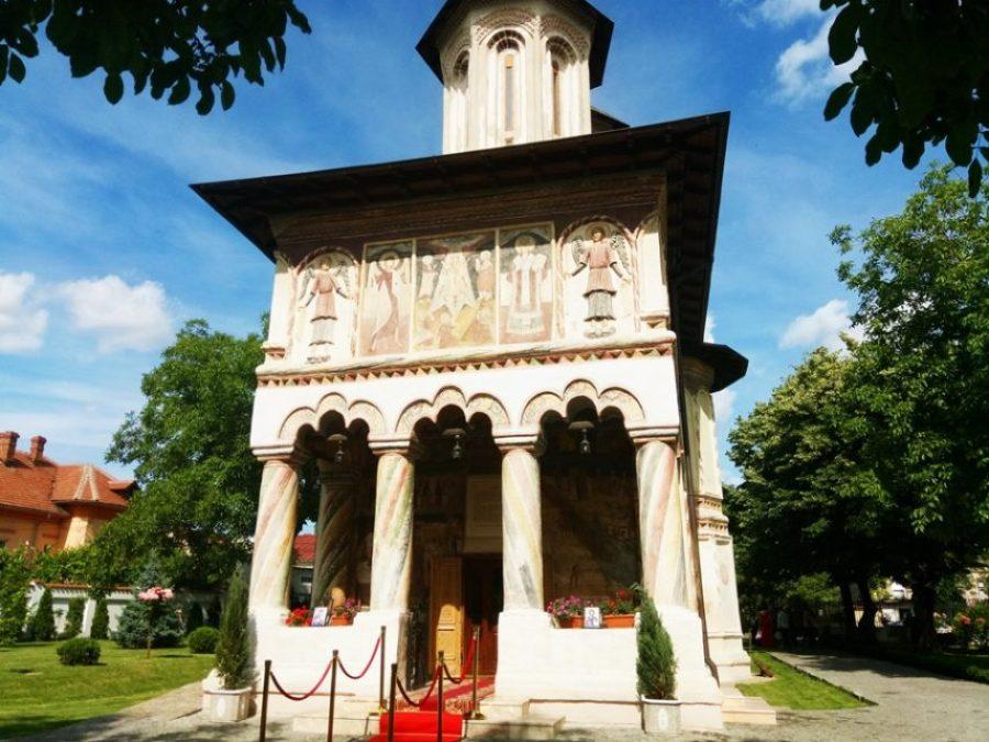 Biserica lui Belivaca, monument istoric al Craiovei