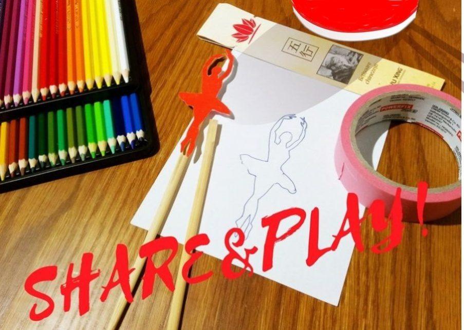 Tot ce trebuie sa stii pentru o seara minunata alaturi de prieteni- SHARE&PLAY!
