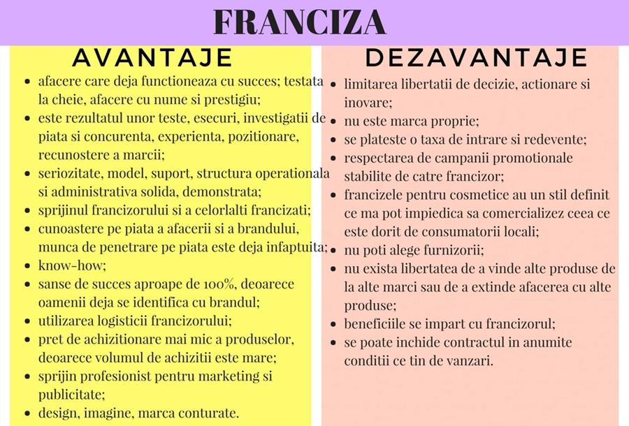 Care este cel mai profitabil business in Romania? Franciza sau afacere proprie?