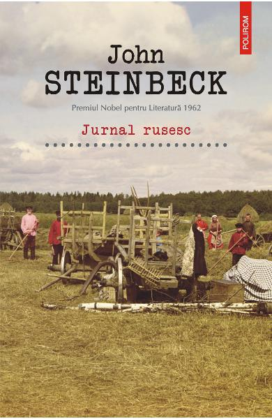 eBook Jurnal rusesc - John Steinbeck