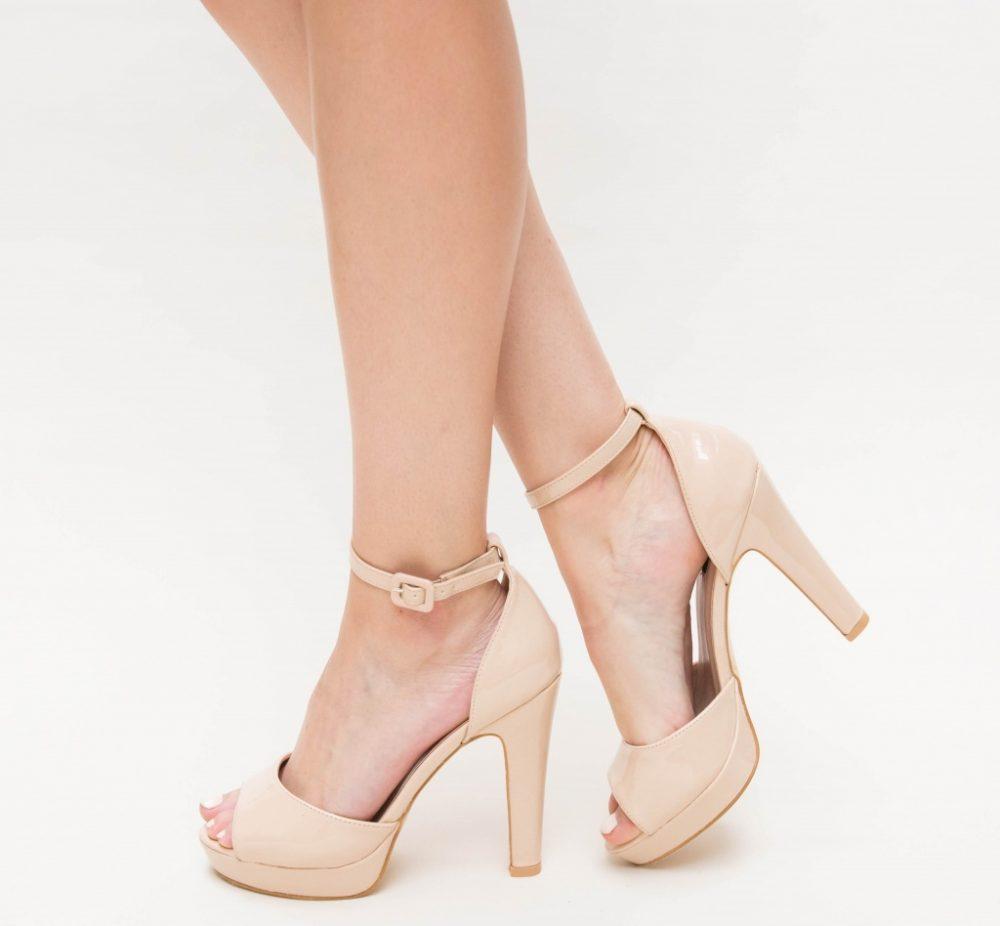 Sandale Kizer Nude