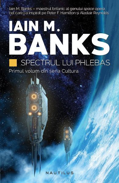 eBook Spectrul lui Phlebas (Seria Cultura partea I ebook)