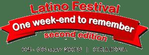 logo latino festival