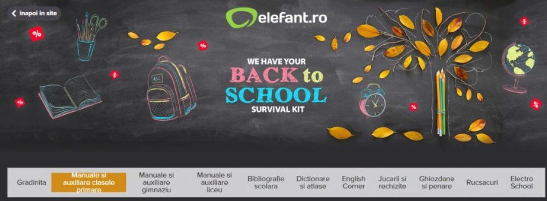 Back to School! Te-ai pregatit pentru Noul an scolar?